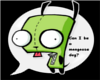 Gir Speech Bubble V1