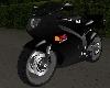 Black Suzuki GSXR 750