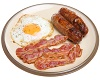 Sausage Bacon and Eggs
