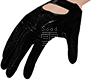 雪 Gloves +1 Left (DS)