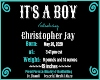 Christopher Jay BC