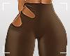 ṩTaci  Pants Brown