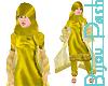 Dupatta in Gold 03