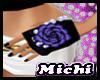 [M]BluViolet Pearl Glove