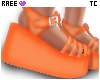 ®Tc.Orange Jelly Plats