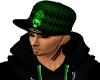 DJ CAP GREEN