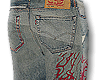 HERON PRESTON DENIM