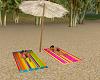 *Dc*beach towels anim