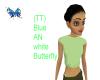 (TT)Flying Blue An White