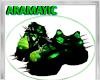Green Animated Kiks
