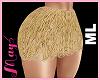ML hawai hula skirt
