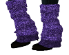 {DS} Winter Purple Boots