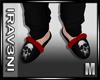 [R] Skull Slippers V1 M