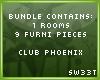 *sc* Phoenix CLUB Bundle