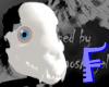 Teeth Color Skull Mask F V3