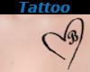 Tattoo Chest B Heart