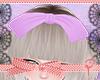 P| Hair Bow Pastel