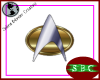 Starfleet Badge 3