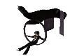 Goth Wall Hand/swing