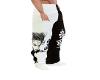 black white seori pants