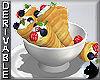 !Puff Pastry Cones Berry
