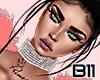 (B11) Lina Head lashes