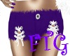 Maoberry Shorts/Purple