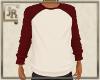 *JR Sports Shirt Red M