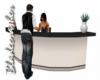 [BW]Reception Desk