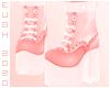 E - Pink Platforms