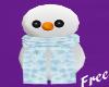Handheld Snowman