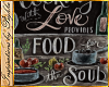 I~Food Art*Cook w/Love
