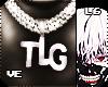 Talk Less Gang Chain