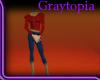 [KG] Scarecrow Body Suit