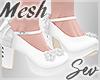 *S Lolita Shoes V2