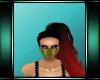 Rima mask Gold