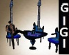 Rock n Roll guitar seats