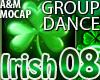 Irish Dance 8 - 3x GROUP