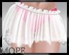 Sheer Mini Lace Skirt