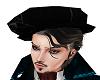 Renissance hat black 2
