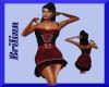 [B] Sexy Salsa Dress