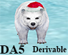 (A) Christmas Polar Bear