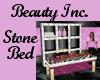 Beauty Inc. Stone Bed