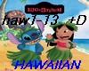 HAWAIIAN-LILO&STITCH +D
