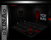 Room Add-On Black Red