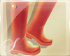 Rain Boots *Brown*