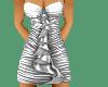 [SD] Dance Dress White