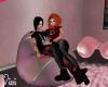 Romance Cuddle Beanbag