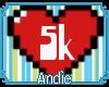 5k Donation