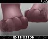 . anyskin chubby paws